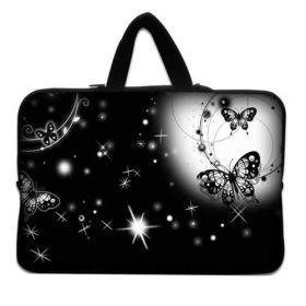 "Huado taška na notebook do 15.6"" Noční motýlci"