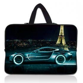 "Huado taška na notebook do 15.6"" Noční Paríž"
