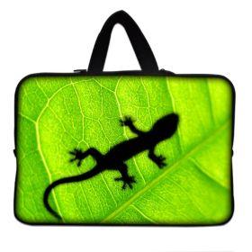 """Huado taška na notebook do 13.3"""" Zelený Gekon"""