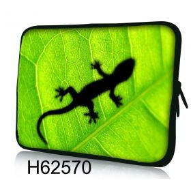 """Huado pouzdro na notebook 13.3"""" Zelený Gekon"""