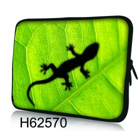 """Huado pouzdro na notebook 17.4"""" Zelený Gekon"""