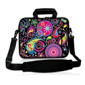 """Huado taška přes rameno 15.6"""" Picasso style"""