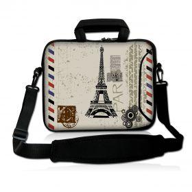 "Huado taška přes rameno 15.6"" Paříž"