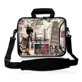 "Huado taška přes rameno 15.6"" Travel King"