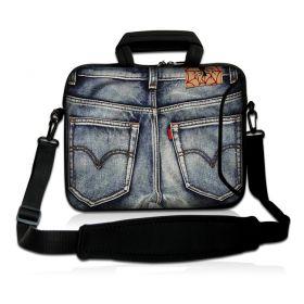 "Huado taška přes rameno 15.6"" Jeans"
