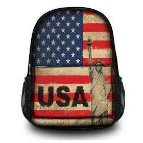 Huado sportovní batoh 25 l - Vlajka USA
