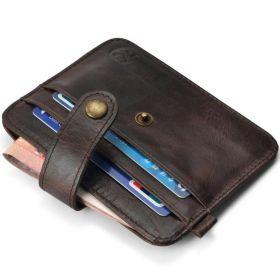 Pánská kožená peněženka Smart Card