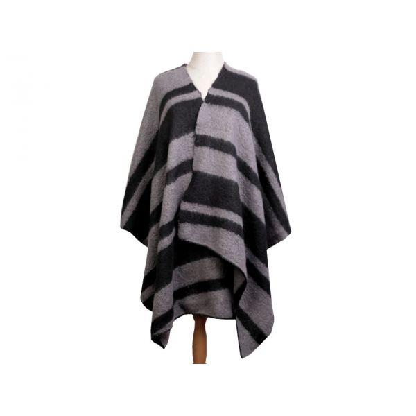 4c183f832ce Blanket Dámský pléd mohérový Černý 185 cm - foxstyle.cz