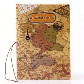 Pouzdro na cestovní pas World Trip