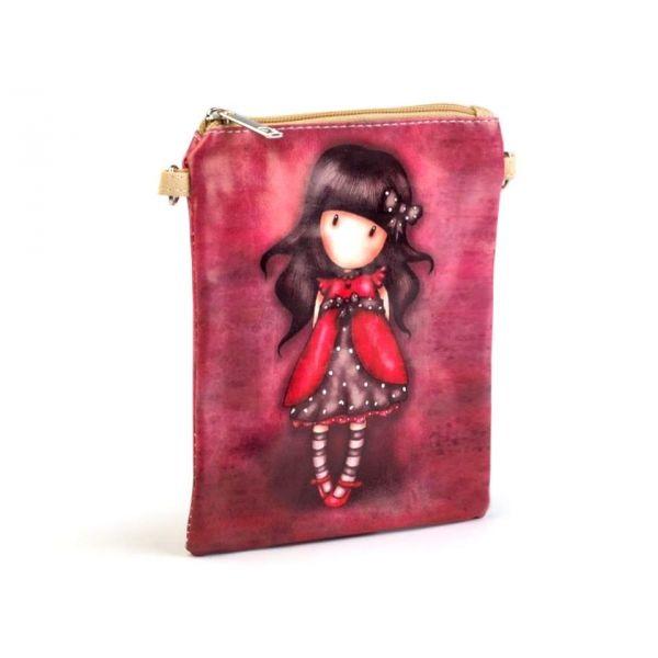 b8ac68afa3e Dívčí kabelka přes rameno růžová holka - foxstyle.cz