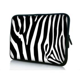 """Huado pouzdro na notebook 10.2"""" Zebra"""