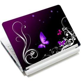 """Huado fólie na notebook 16""""-17"""" Purpuroví motýlci"""