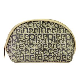 Pierre Cardin dámská kožená kosmetická taštička