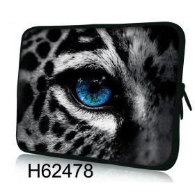 """Huado pouzdro na notebook 10.2"""" Leopardí oko"""