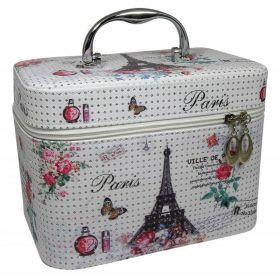 BMD kosmetický kufřík PARIS s krystaly