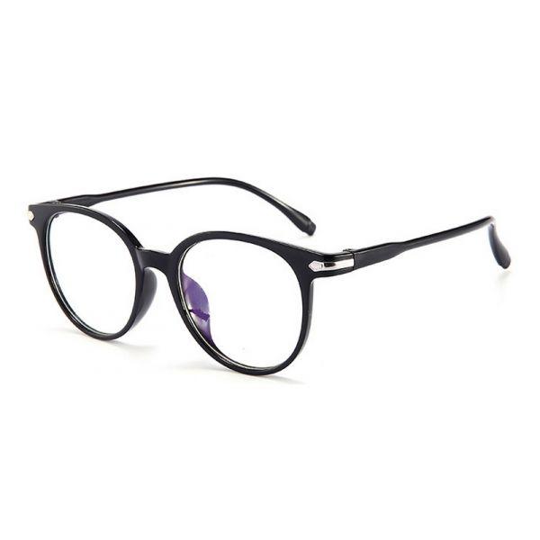 Brýle blokující modré světlo Eye-care Černé - foxstyle.cz