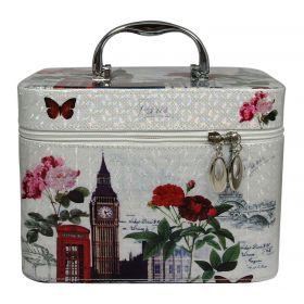 BMD kosmetický kufřík LONDON Holo