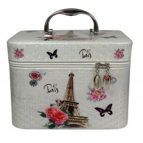 BMD kosmetický kufřík PARIS Holo