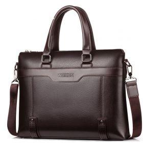 Weixier pánská taška Diplomatic DR15876 Hnědá