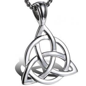Přívěsek z chirurgické oceli - Keltský uzel Odin