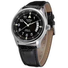 Winner pánské automatické hodinky Paratrooper M3S2