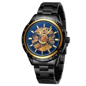 FORSINING pánské automatické hodinky Blue Shadow FSG8042S