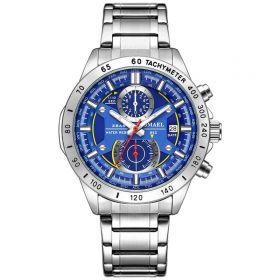 Smael 9064 Pánské analogové hodinky Modré